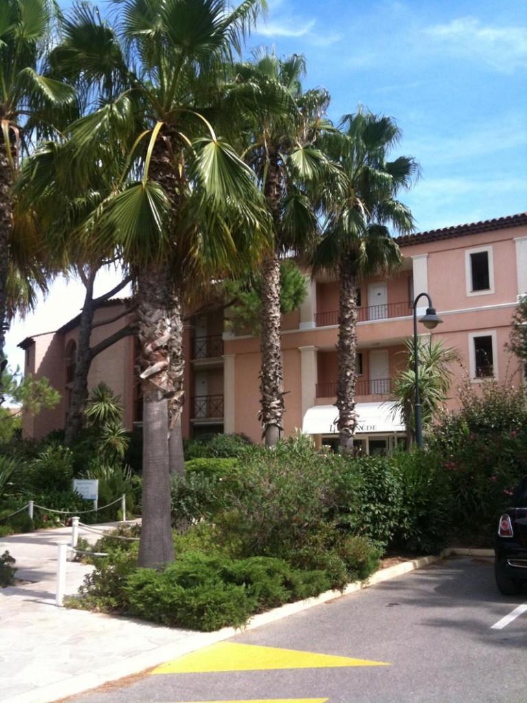 location de vacances appartement Giens