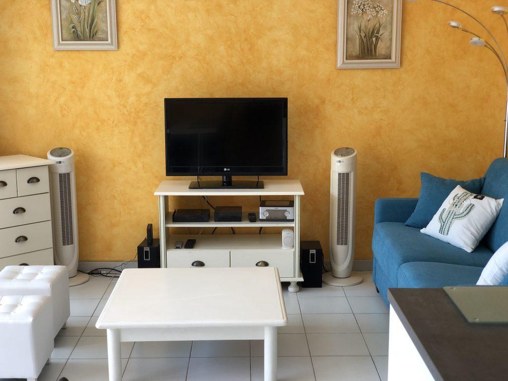 Coin TV de la Location - Appartement de Giens