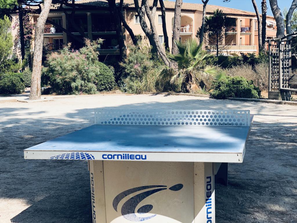 Table de Tennis de Table dans la résidence de Giens